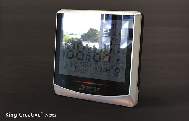 集成智能温控器 - 常州金纳工业产品设计有限公司
